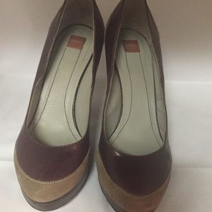 Hugo Boss Women's Shoes Size 38 Made in Italy
